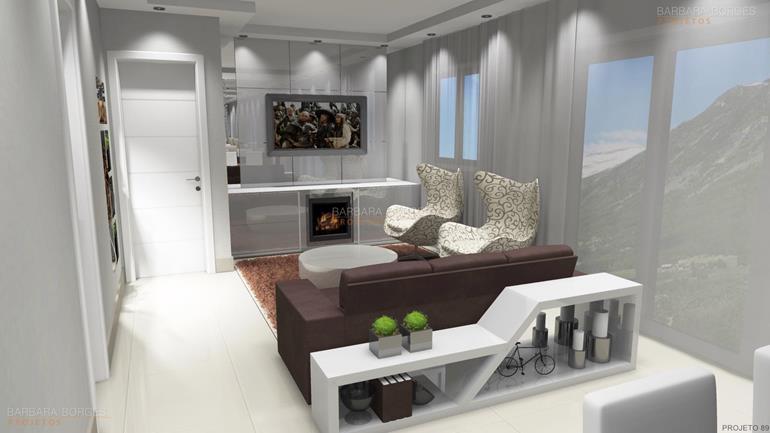 decorar casa praticidade projeto 3D