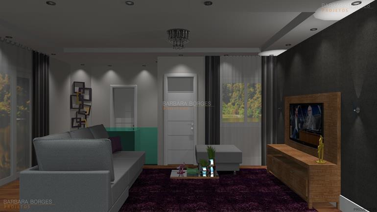 fotos decoração decorar casa praticidade projeto 3D
