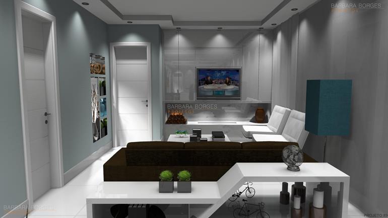 home theater decoração decorar casa praticidade projeto 3D