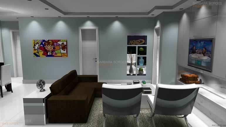 ideias para banheiros pequenos decorar casas