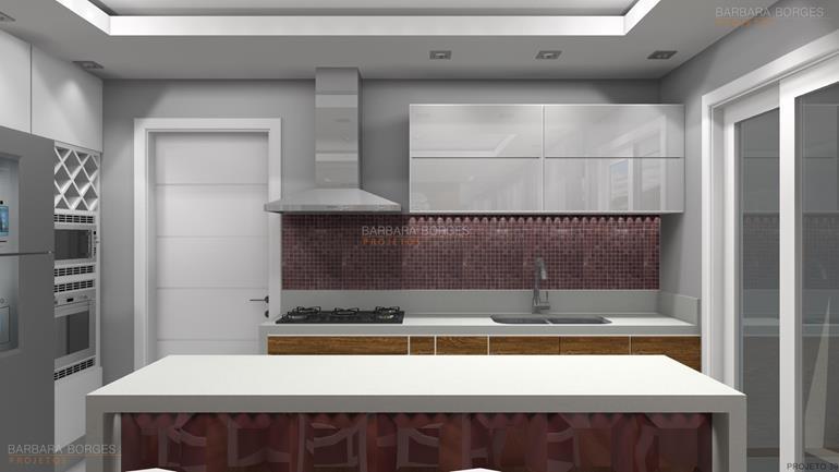 imagem de cozinha americana dicas decoração