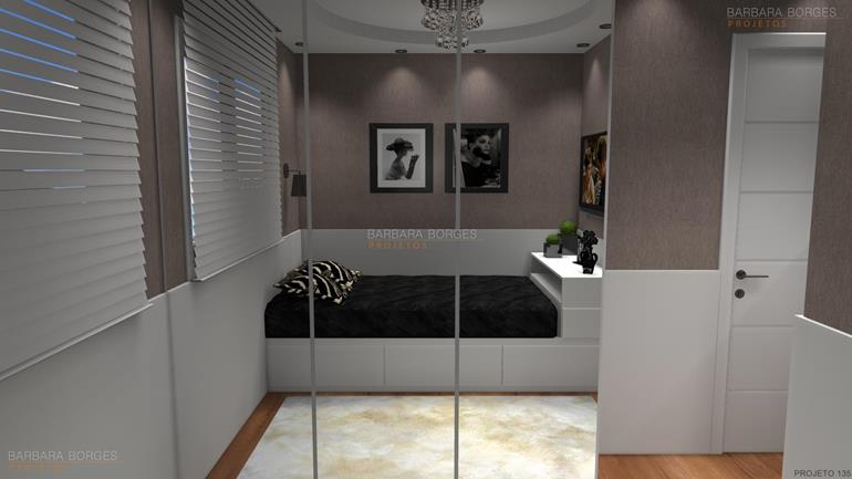 modelo churrasqueira dicas decorar quarto