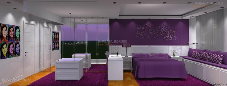 imagens de sala de jantar dormitorio casal