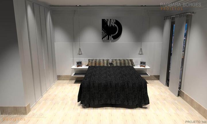 modelo churrasqueira dormitorio solteiro