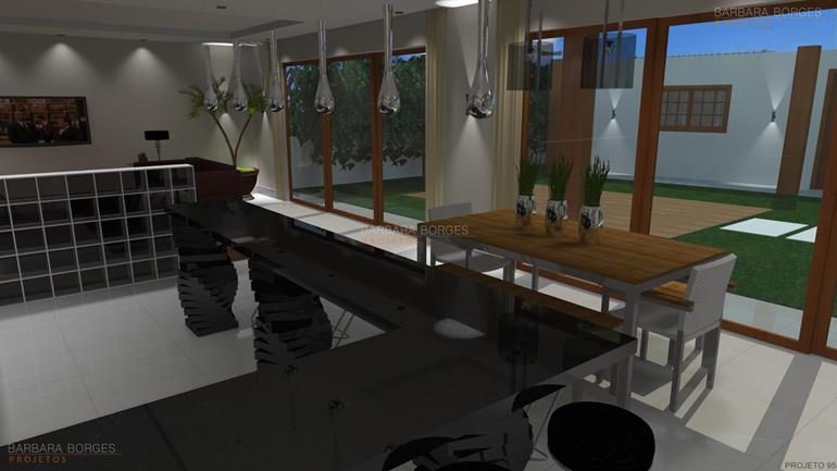 mesa de jantar triangular edicula 1