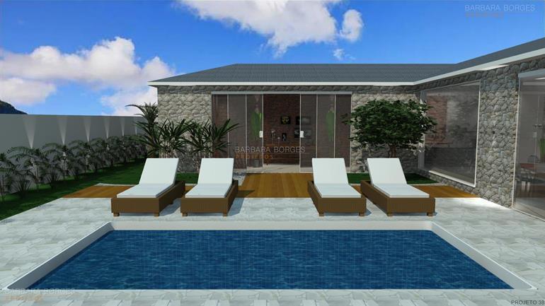 Edicula 1 barbara borges projetos for Modelos de piscinas de campo