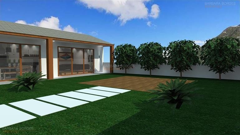 modelos de apartamentos ediculas modernas