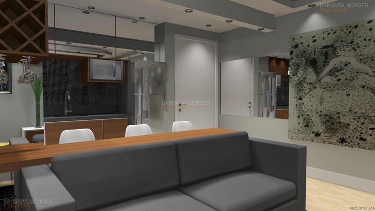 moveis planejados quarto solteiro estantes sala
