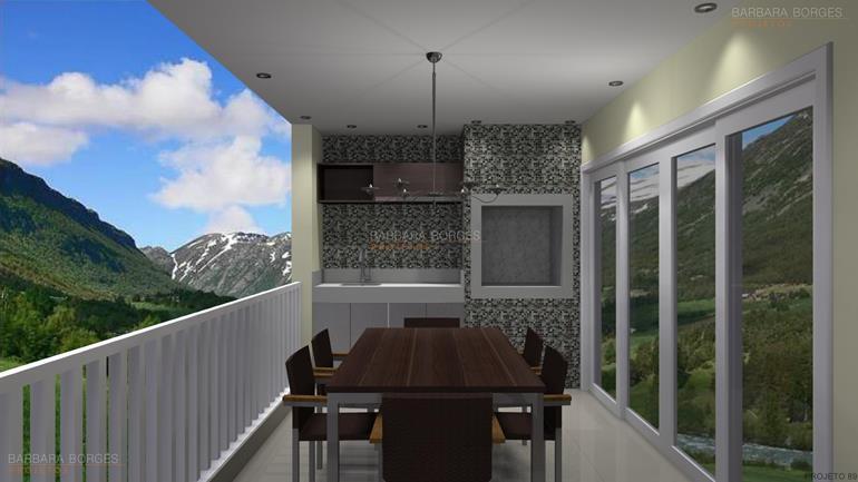 papel parede decoração fechamento varandas