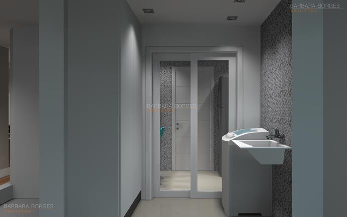 pisos e ceramicas fotos banheiros
