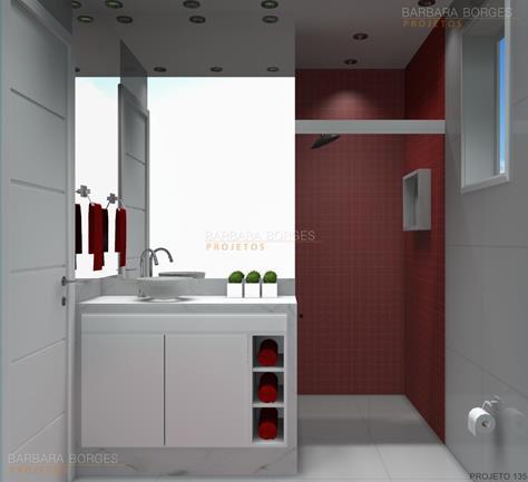 quarto de fotos banheiros