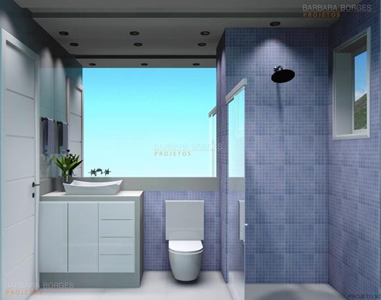 fotos banheiros decorados