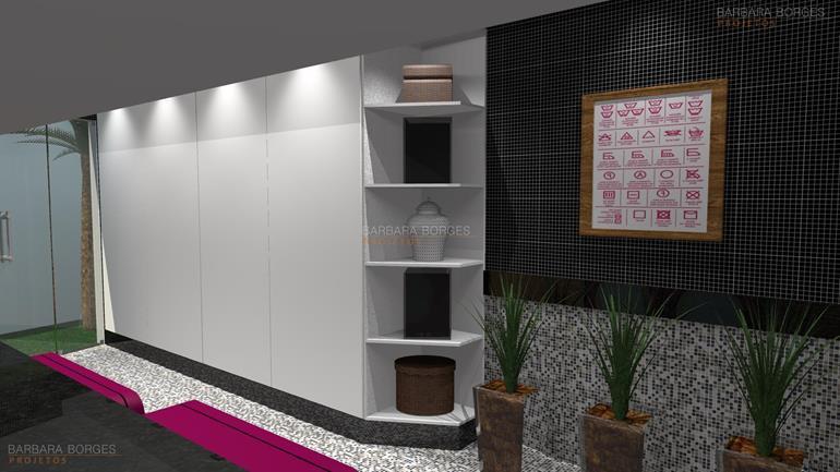 projeto de cozinha pequena fotos banheiros pequenos
