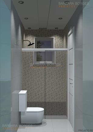 fotos banheiros pequenos