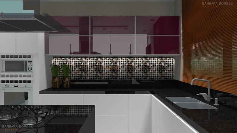 fotos cozinha americana