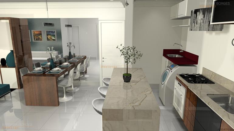 projeto de jardim fotos cozinhas modernas
