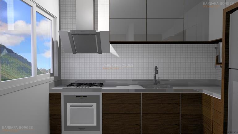 quarto de fotos cozinhas modernas