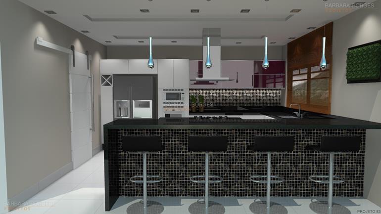 fotos cozinhas modernas