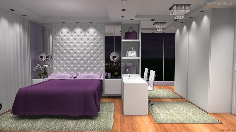 quartos de bebe planejados fotos quartos decorados