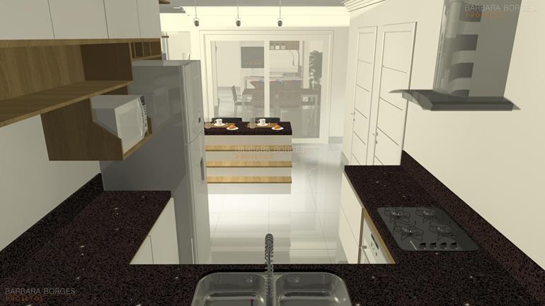 quarto pequeno de menina gabinete cozinha