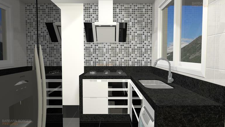 quartos de casal pequeno gabinetes cozinha