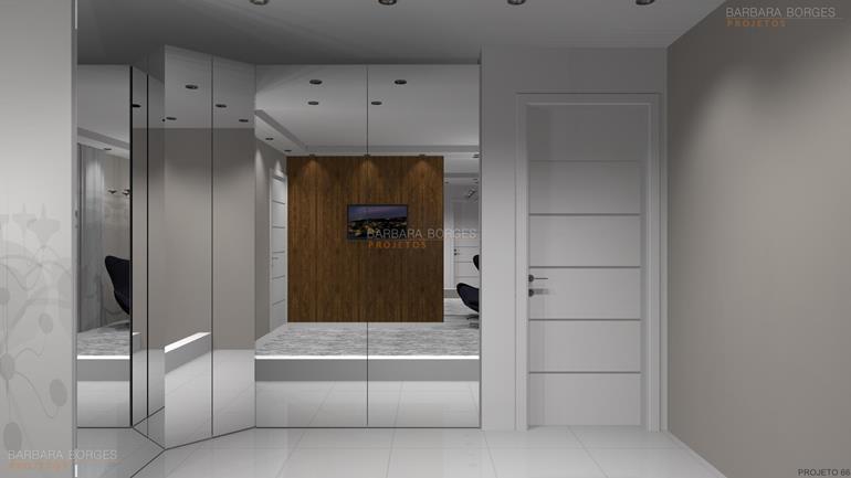 reforma de banheiros pequenos guarda roupas modulados