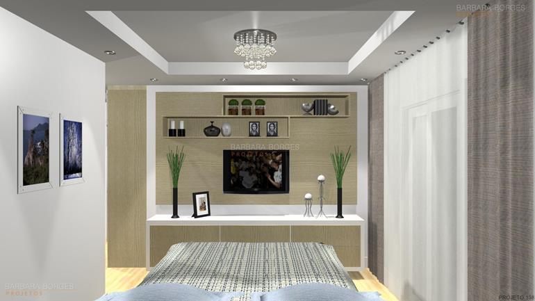 revestimentos de paredes guarda roupas modulados