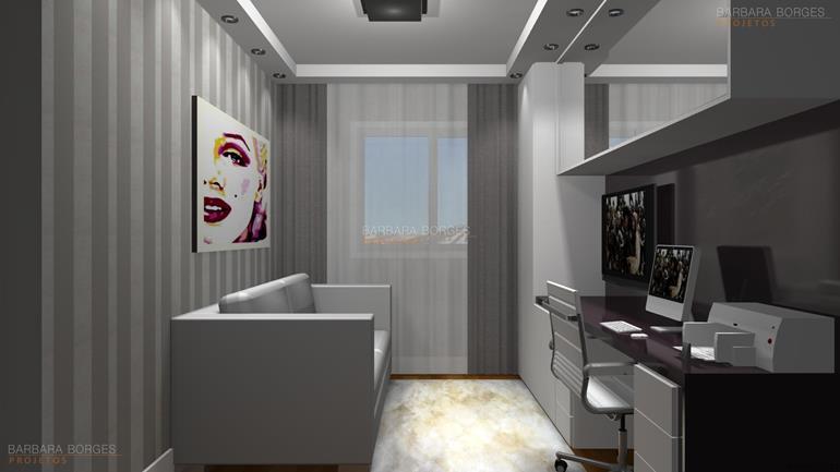 reforma de banheiros pequenos home office moveis