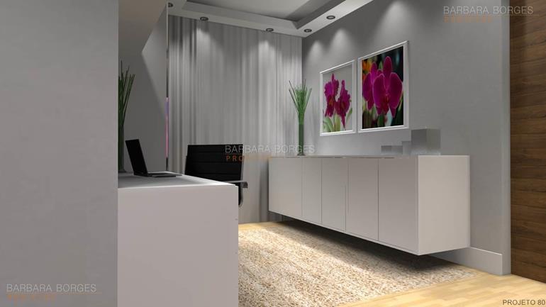 reformas e construções home office pequeno