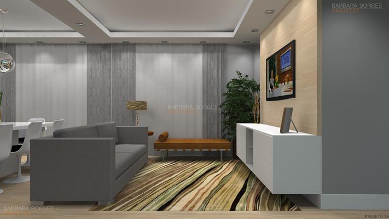 revestimentos de banheiro ideias decoração sala