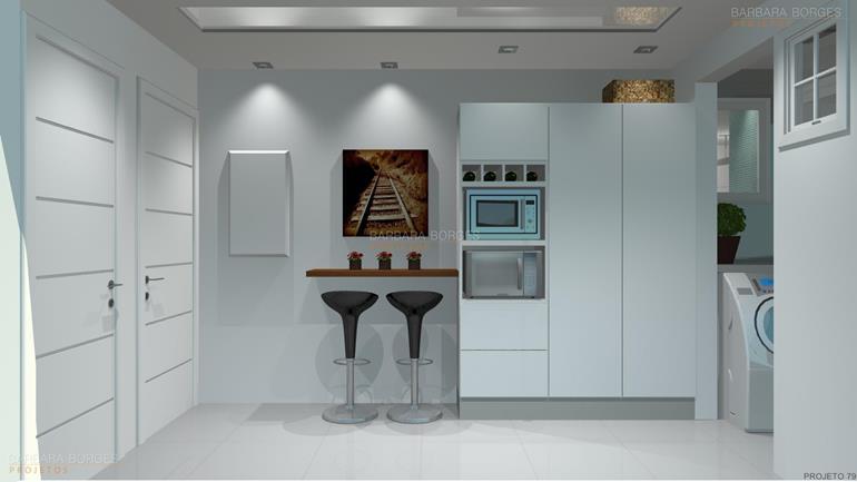 salas de luxo imagens cozinha americana