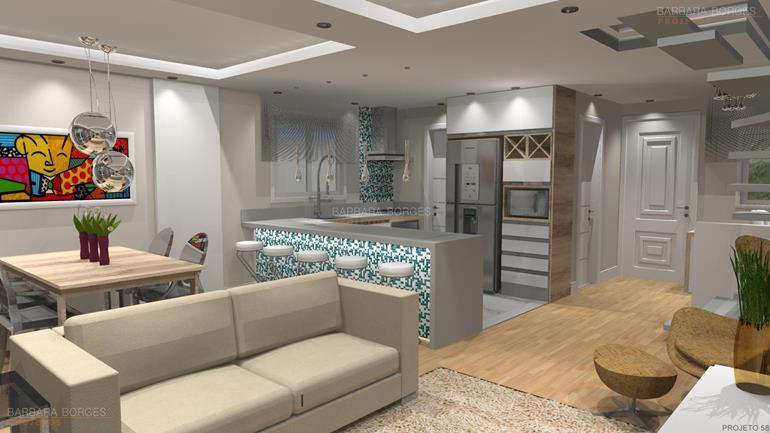 romanzza planejados imagens salas decoradas