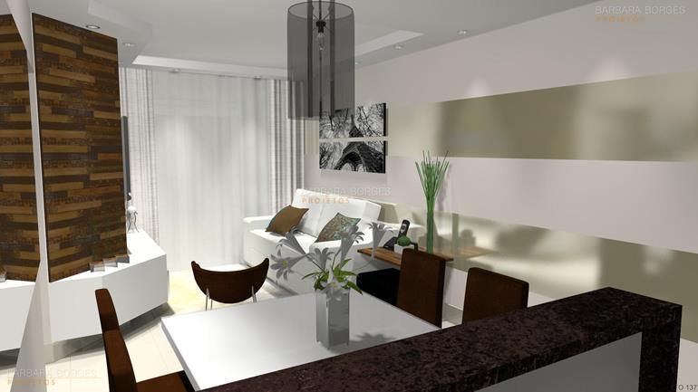 sala de jantar planejada imagens salas decoradas