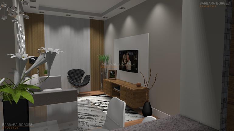 site de decoração de interiores imagens salas decoradas