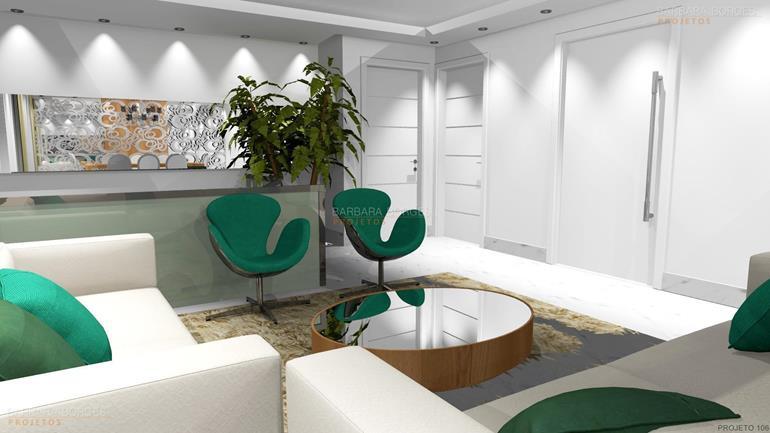 Interiores casas barbara borges projetos - Simulador de interiores ...