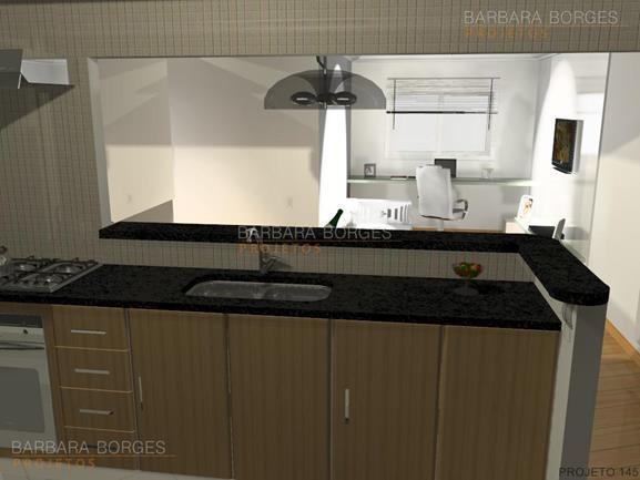 sala de jantar apartamento pequeno itatiaia cozinhas