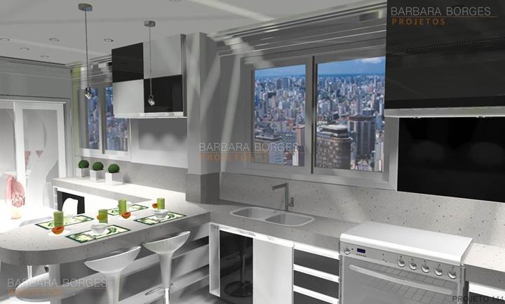 Kit cozinha barbara borges projetos for Simulador interiores 3d