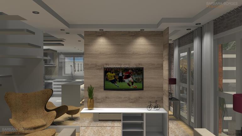 Apartamento Decorados lojas moveis planejados