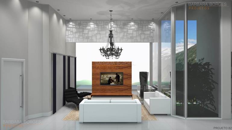 armarios planejados de cozinha mesa centro sala