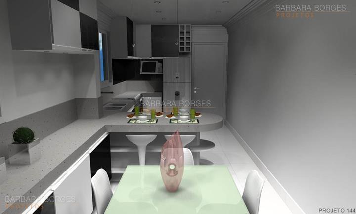 area externa de casas mesa cozinha