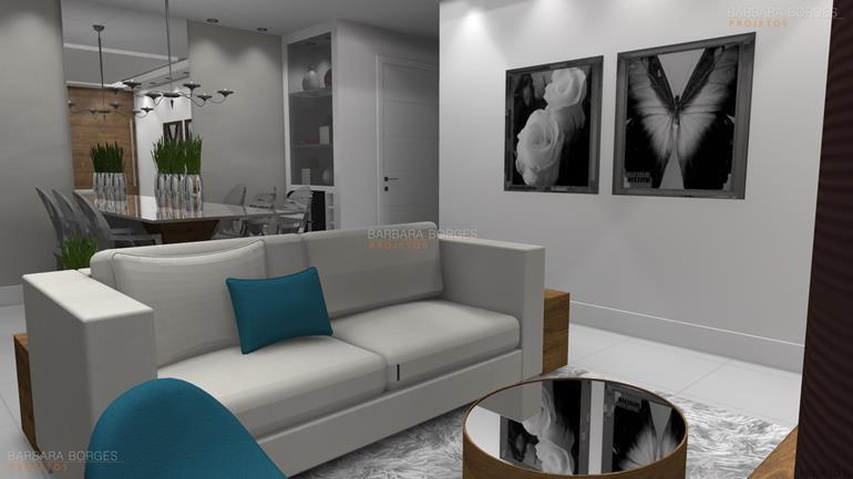 blogs de decoração de ambientes mesas cadeiras