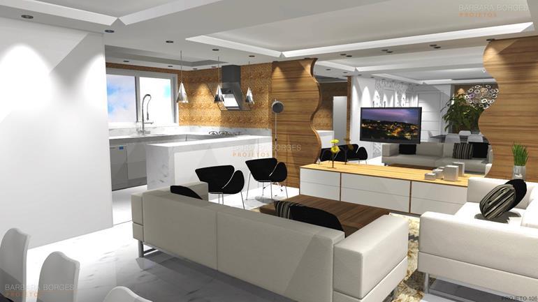 banheiros modernos decorados mesas centro