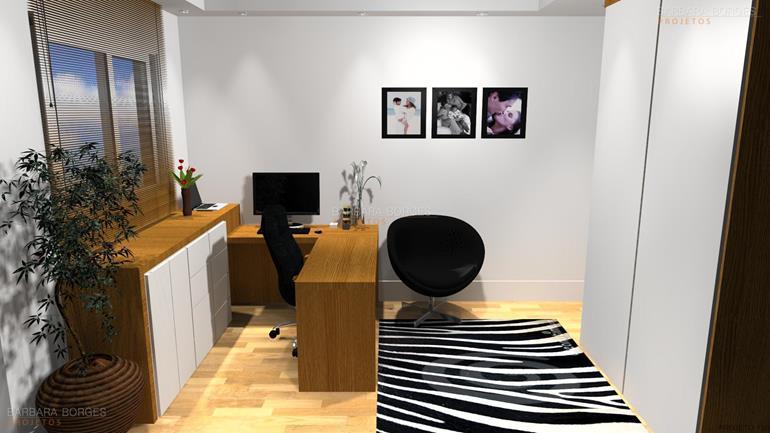blogs de decoração de ambientes mesas escritorio
