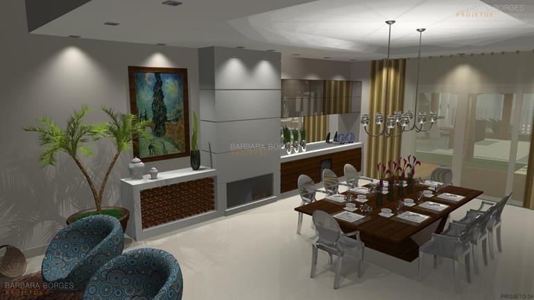 banheiro pastilhas mesas jantar modernas