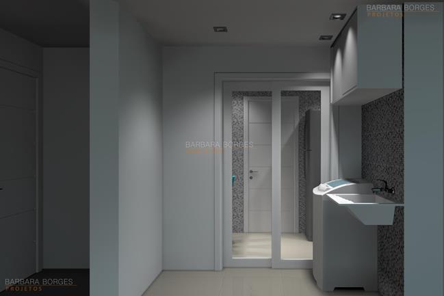 banheiro pastilhas modelo banheiro
