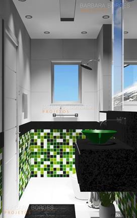 casa & decoração modelo banheiro