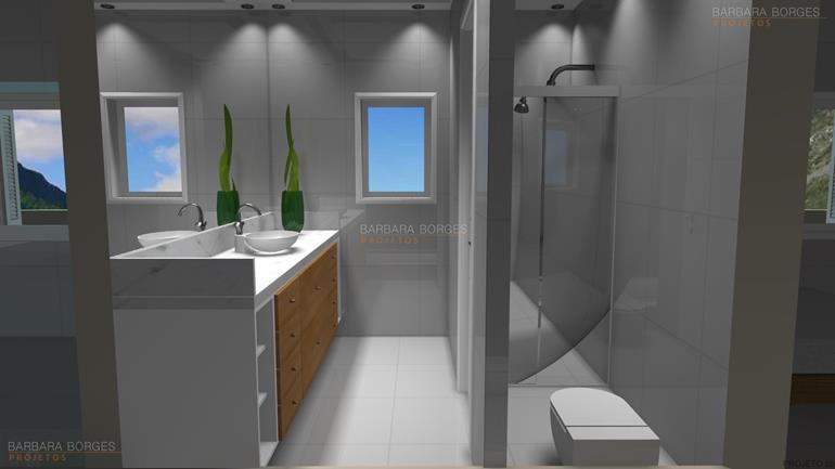 bar para sala de jantar modelo banheiro pequeno