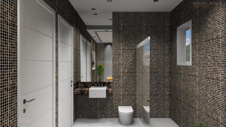 blog de decoração de casa modelo banheiros
