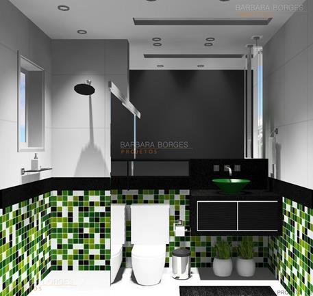 closets modulados modelo banheiros