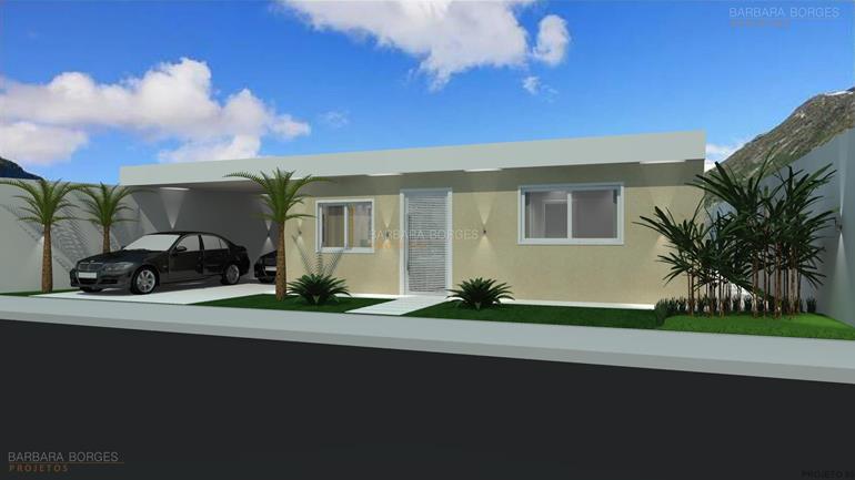 Modelo casa barbara borges projetos for Modelos cielorrasos para casas